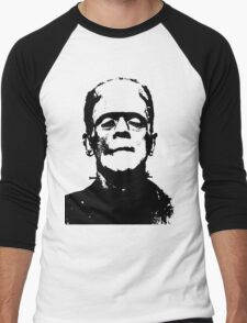 Frankenstein (1931) Men's Baseball ¾ T-Shirt