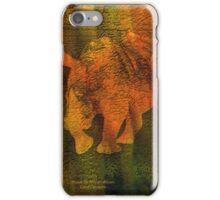 Moods Of Africa - Rhinos iPhone Case/Skin