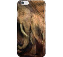 Moods Of Africa - Elephants iPhone Case/Skin