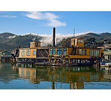Houseboat Livin' Photographic Print