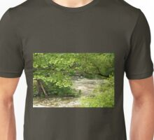 Unami Creek - Green Lane - Pennsylvania - USA Unisex T-Shirt