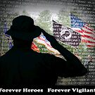 Forever Heroes, Forever Vigilant  by Gary Redlinski