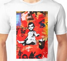 Baby - Banksy Unisex T-Shirt