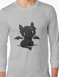Toothless 2 Long Sleeve T-Shirt