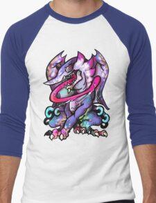 Chameleos - Monster Hunter Men's Baseball ¾ T-Shirt