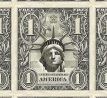Liberty Dollar Sticker