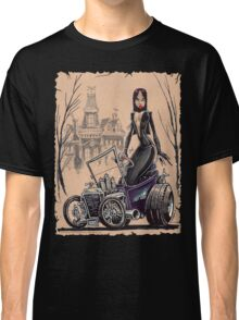 MORTICIA in a T-Bucket Classic T-Shirt