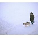 A Winters' Eve Walk by LeftHandPrints