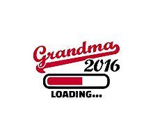 Grandma 2016 Photographic Print