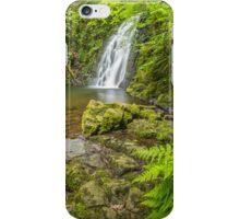 Glenoe Waterfall iPhone Case/Skin