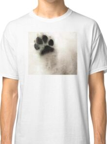 Dog Art - I Paw You Classic T-Shirt