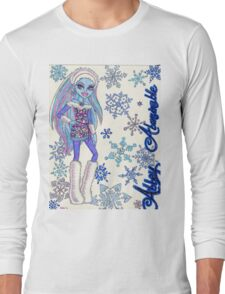 Abbey Abominable Long Sleeve T-Shirt