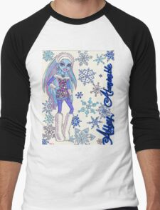Abbey Abominable Men's Baseball ¾ T-Shirt
