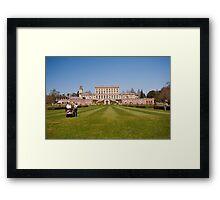 Cliveden House No2: Maidenhead, Buckinghamshire, UK. Framed Print