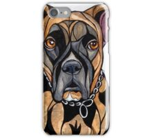 Dog Art #14: Chelsea the Boxer iPhone Case/Skin