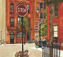 The Love Machine Greenwich Village by Robert Bowden
