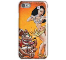 Fink Hula Party iPhone Case/Skin