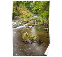 Glenoe Stream Poster