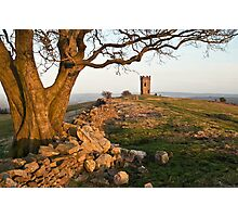 The Folly Tower Photographic Print