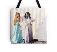 American Princesses  Tote Bag
