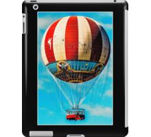 beautiful balloon iPad Case/Skin