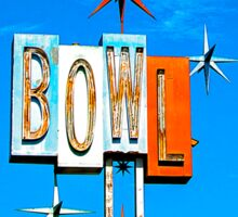 bowl Sticker