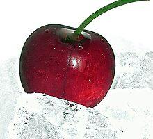 Ice cherry by Yorkspalette