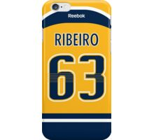 Nashville Predators Mike Ribeiro Jersey Back Phone Case iPhone Case/Skin
