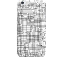 Electricity Rules the World iPhone Case/Skin