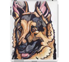 Dog Art #10: Harry the German Shepherd Dog iPad Case/Skin
