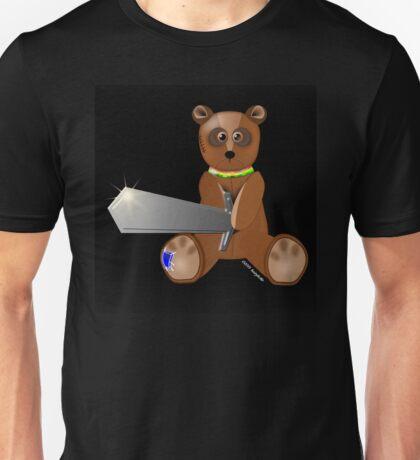 Stabby Bear Unisex T-Shirt