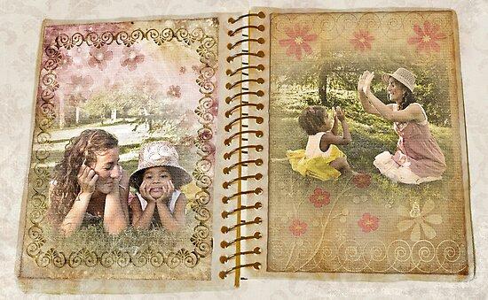 Memories & Essences by Erica Yanina Lujan