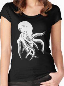 SetSkull Women's Fitted Scoop T-Shirt