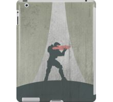 Halo Master Chief Game Poster iPad Case/Skin