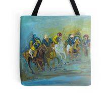 The Polo Game - Victoria Australia Tote Bag