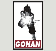 Gohan Obey Style T-Shirt