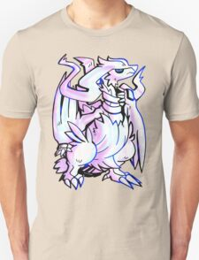 Pokemon - The Legendary Reshiram Unisex T-Shirt