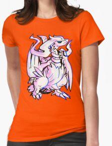 Pokemon - The Legendary Reshiram Womens Fitted T-Shirt