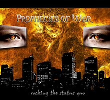 "Prophecies of War Poster 24"" x 36"" by PropheciesofWar"