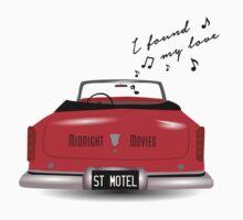 Saint Motel - Midnight Movies T-Shirt