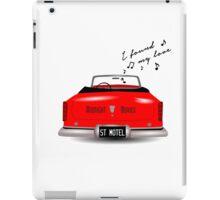 Saint Motel - Midnight Movies iPad Case/Skin