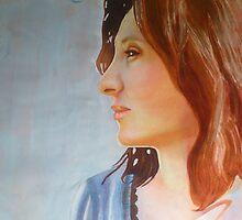 Profile Portrait of  Sophie by Sandrine Pelissier