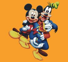 mickey mouse by yuda
