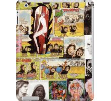 Collage with Distinction. iPad Case/Skin