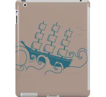O Mon Bateau  iPad Case/Skin