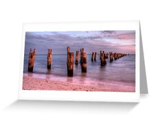 Clifton Springs  Greeting Card