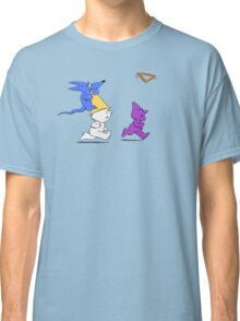 Triangle Toss Classic T-Shirt
