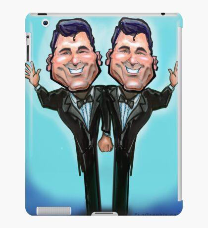 Gay Wedding Cake Topper iPad Case/Skin