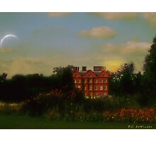 Moonrise, Sunset Photographic Print