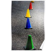 Primary Pylons Poster